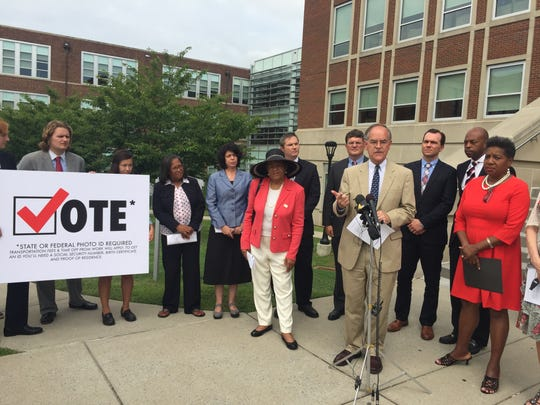 U.S. Rep. Jim Cooper has been an outspoken advocate for boosting voter turnout in Tennessee.
