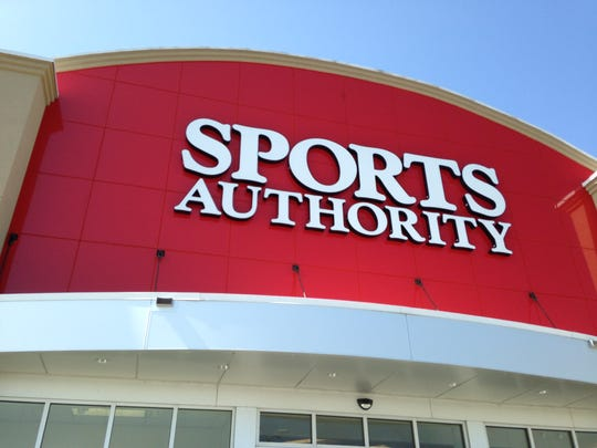 the three Sports Authority stores in Brevard County