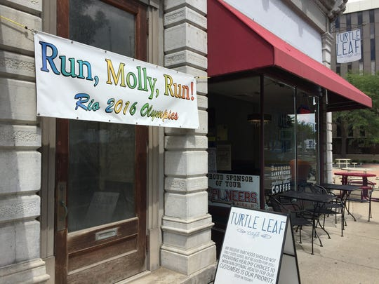 The owner of the Turtle Leaf Cafe in Elmira said the higher minimum wage has meant higher prices, but people have stopped complaining.
