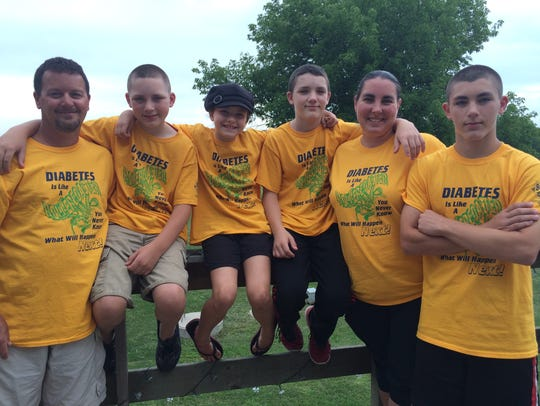 The Rohn Family is hosting the third annual JDRF Fundraiser