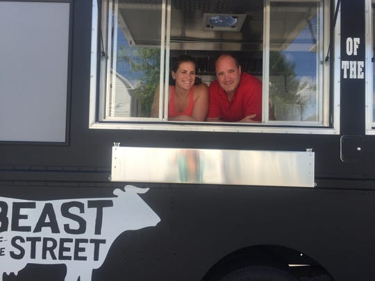 The Beast of the Street, a Haddonfield-based food truck, will be spotted at some of the upcoming food truck fests in the region.