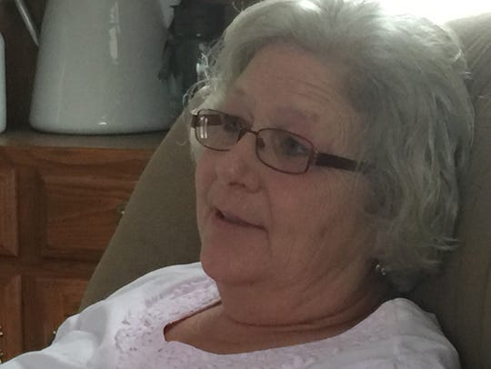 Beverley Brown talks about her grandson who cared for