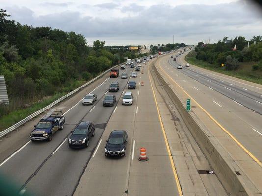 I-75 rebuild