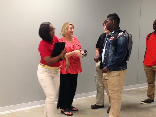 Students of MPACT begin classes in their new location