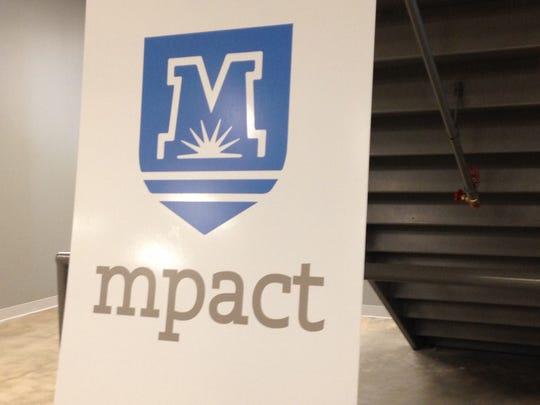 MPACT logo.