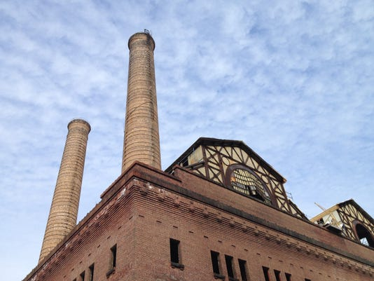 Glenwood Power Station, Yonkers