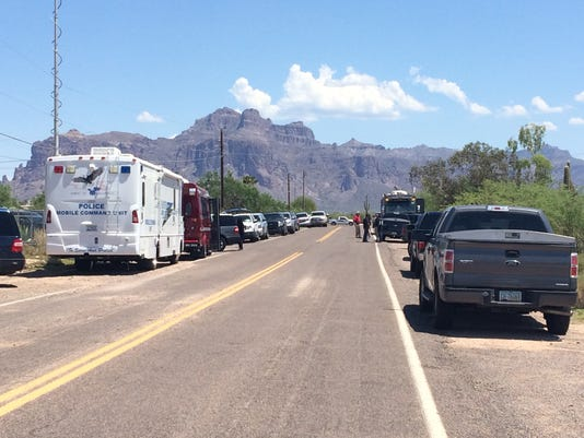 MCSO Apache Junction shooting