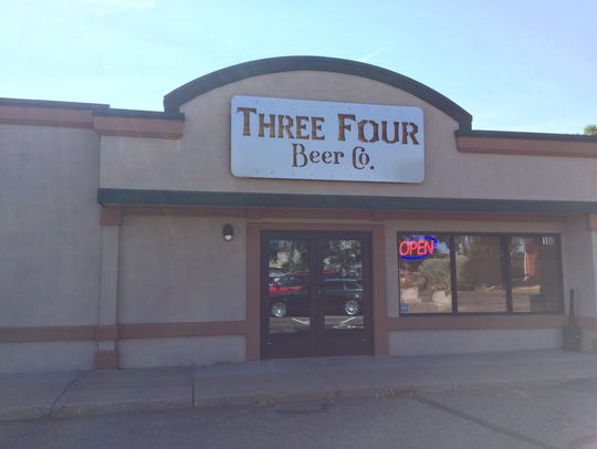 Three Four Beer Co. announced it will close on July 29.