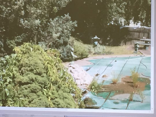 Camden County residents can attach photos of mosquito breeding sites when they fill out an online form to complain about trouble areas in the neighborhood