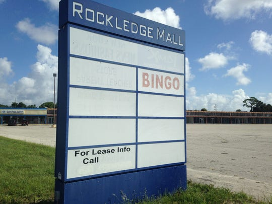 The Rockledge Mall off U.S. 1 in Rockledge was once
