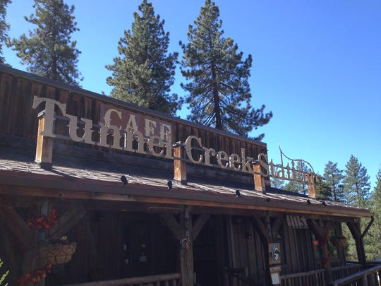 Tunnel Creek Cafe in Incline Village is a rustic venue