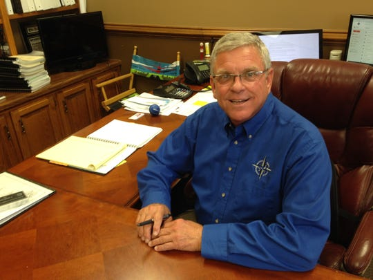 Steve Smith is the executive director at McKellar-Sipes Regional Airport.