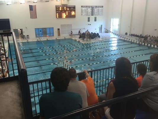 Marysville High School swim