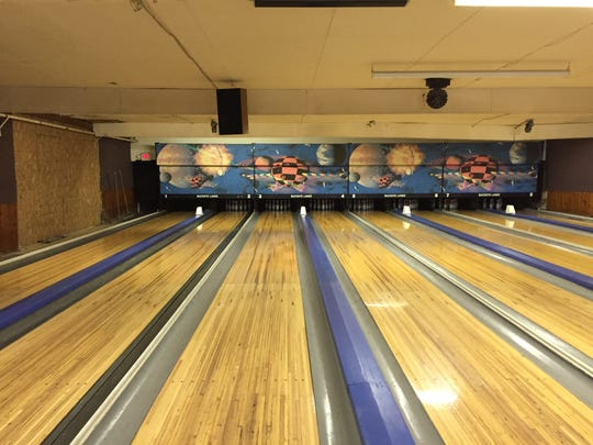Buckeye Lanes will see its original wood lanes, approaches and pin decks replaced with a synthetic surface in September.