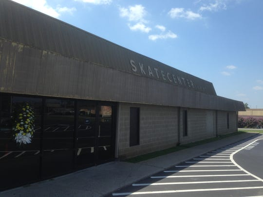 SkateCenter West is at 849 W College St. in Murfreesboro.