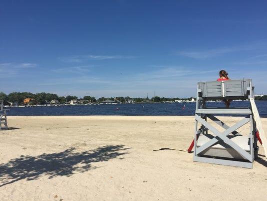 Beachwood beach