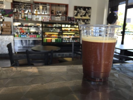 SIP Coffeehouse and Juice Bar introduced cold-brewed coffee infused with nitrogen gas to their menu.