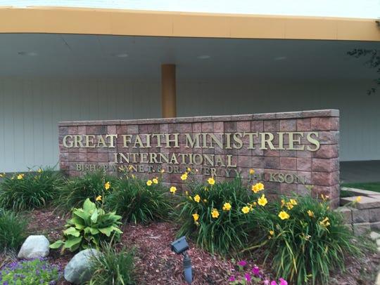 Great Faith Ministries International, a Detroit church