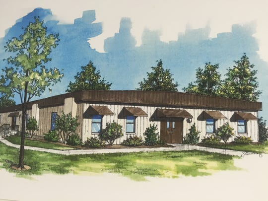 The Montessori Educational Center in Alexandria this summer broke ground on a 5,000-square foot addition. It is expected to be completed around the end of October.
