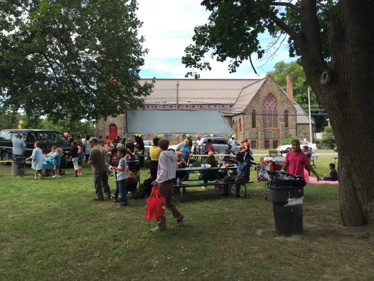 The 16th annual Church Picnic Dedicated to God in Poughkeepsie's