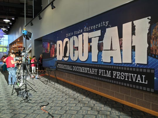 Dixie State University's DOCUTAH International Documentary Film Festival begins on Labor Day in St. George.
