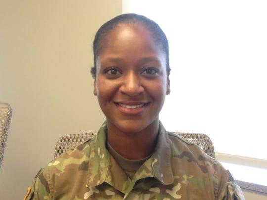 Staff Sgt. Taaka Britt