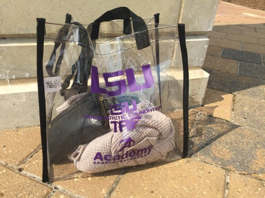 The University of Texas at El Paso will implement a clear bag policy like many other Conference USA institutions.