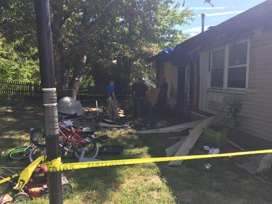 Prince Street Fatal Fire Marshals