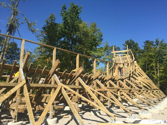 This will be the first drop of Mystic Timbers, a new