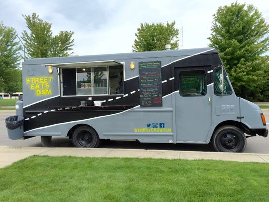 Street Eats DSM food truck serves stuffed sandwiches
