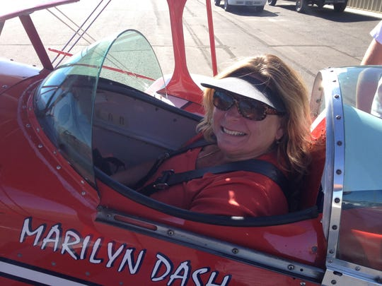 The upcoming races mark Marilyn Dash's 14th year as a participant.