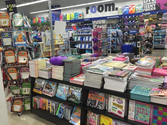 Five Below is expected to be a popular store for parents,