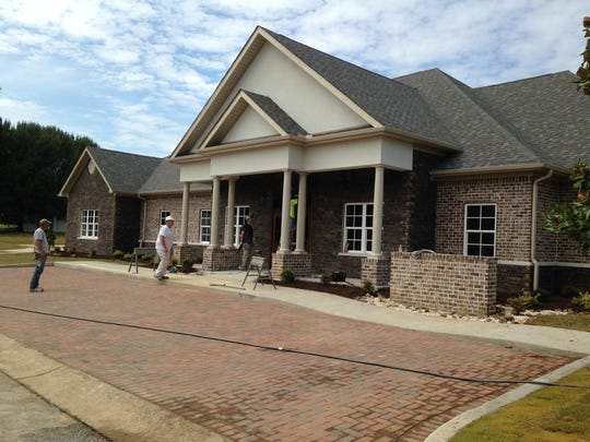 Amen Clinic is moving to 150 Murray Guard Drive.