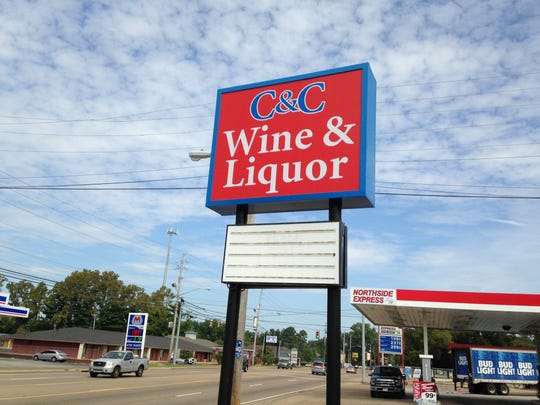 Renovation continues for C&C Wine & Liquor at 2644 N. Highland Ave.