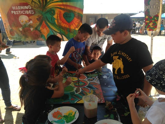 ALBA's Family Farm Day featured a chance for people to harvest organic veggies while meeting the farmers who grow them, participate in kid's activities, enjoy the beauty of the ALBA farm and get to know more about ALBA's Farmer Education Program.