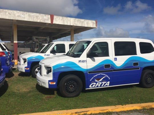 Bill 42, now Public Law 35-26, dedicates 6,120 square meters of land in Tamuning to the Guam Regional Transit Authority for a maintenance facility.