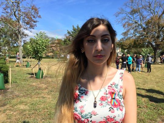 Fawn Goldstein is a survivor of the Orlando Pulse nightclub
