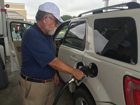 Under a user-based mileage system, drivers wouldn't pay tax at the pump. They would get a monthly invoice basedon the miles they drive.