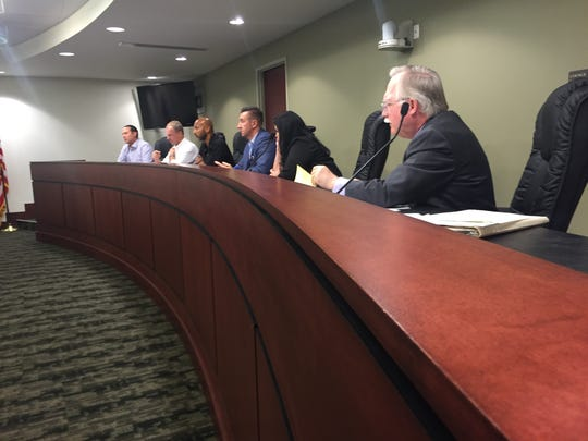 York's Redevelopment Authority oversees the restoration of blighted properties around the city.