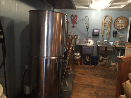Belford Brewing Co. in Middletown is doubling its size.