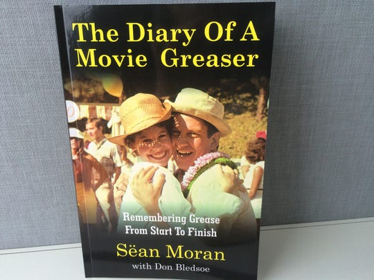 """Sean Moran will sign copies of """"The Diary of a Movie"""