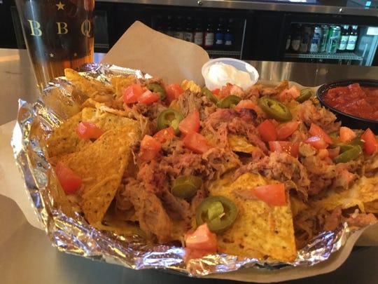 BYG nachos.
