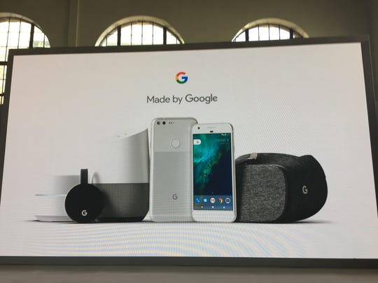 Google's new consumer electronics devices will be displayed