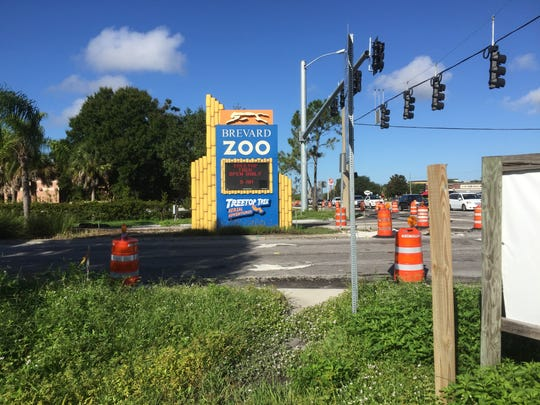 The Brevard Zoo will cease operations until at least Saturday.
