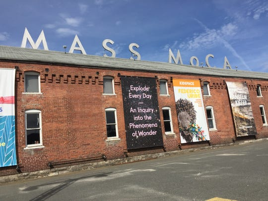 MASS MoCA, a contemporary art museum and performance