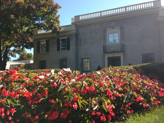 The Hyde Collection Art Museum & Historic House is located in Glens Falls.