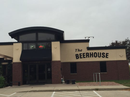 The Beerhouse, located at 4810 NW 86th Street in Urbandale