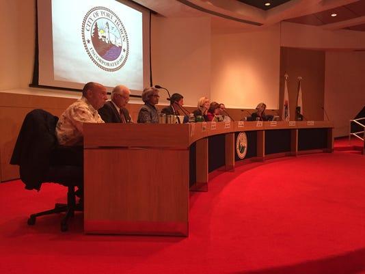 Port Huron City Council Oct. 10, 2016