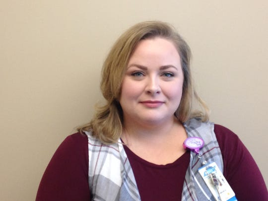 Amanda Dunlap is a clinical research coordinator at