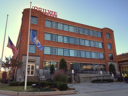 The Ogilvie Hardware Lofts at 217 Jones Street is one